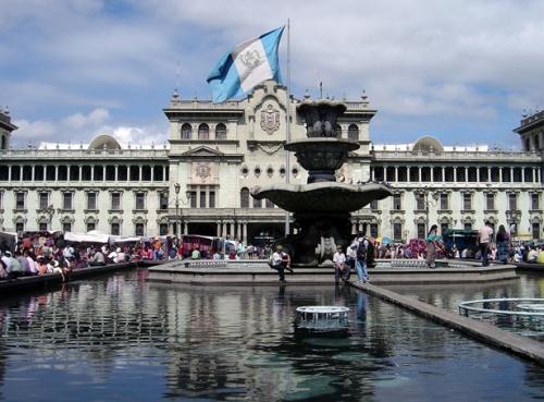 Palacio Nacional - Guatemala City