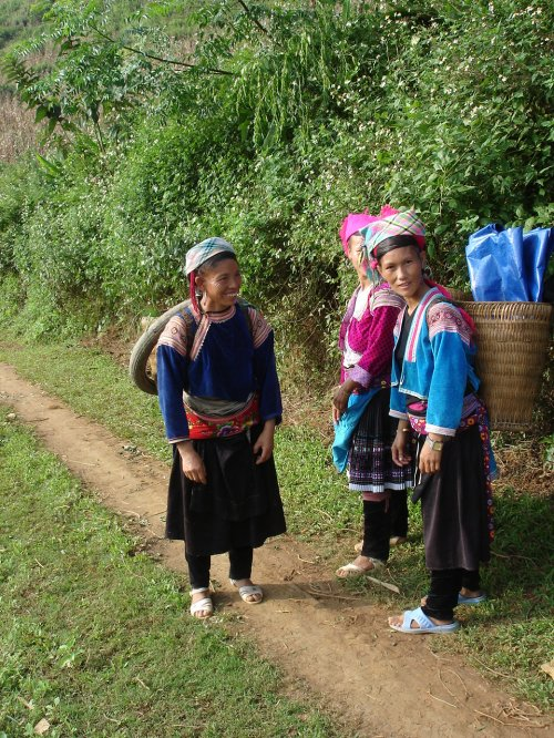 Women from Tam Duong