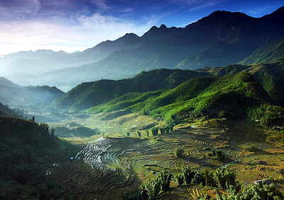 Countryside near Sapa