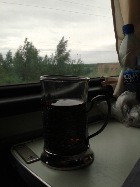 Tea's ready!