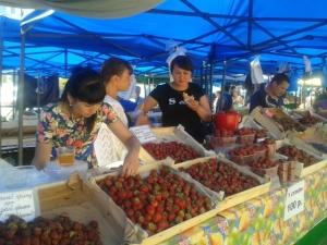 Market- Irkutsk