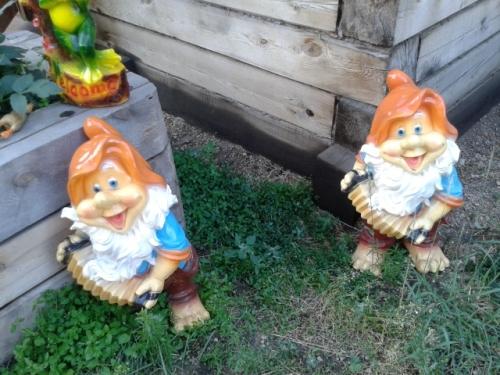 Anna's Garden Dwarves