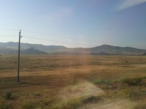 Buryat Countryside