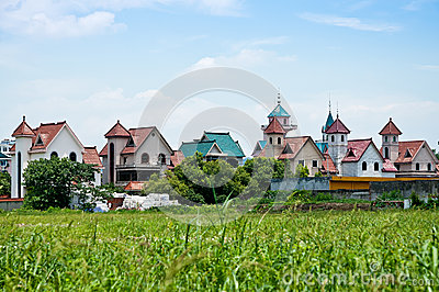 chinese-rural-scenery-hangzhou-suburban-residential-area-landscape-32938417