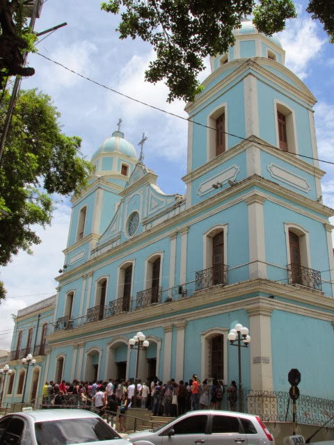 Church Santarem, Brazil 124