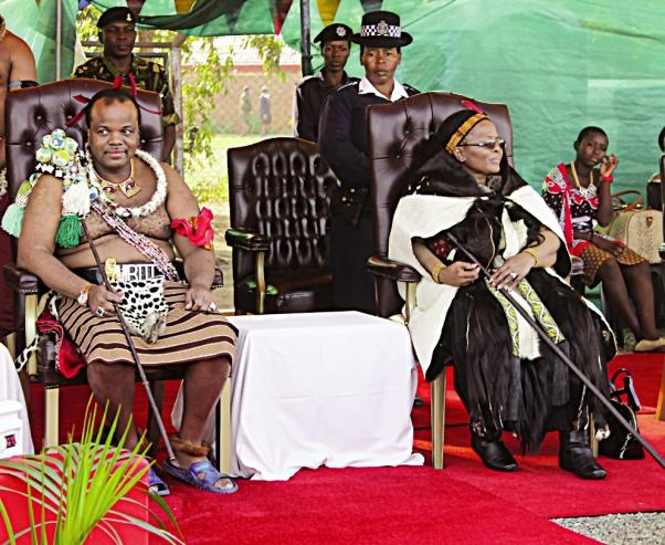 HM-King-Mswati-III-and-HM-The-Indlovukazi-of-Swaziland