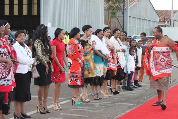 King-Mswati-III